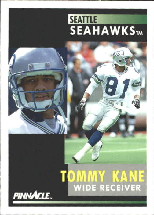 1991 Pinnacle #139 Tommy Kane
