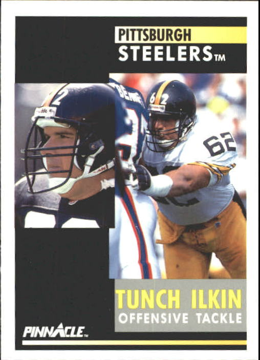1991 Pinnacle #161 Tunch Ilkin