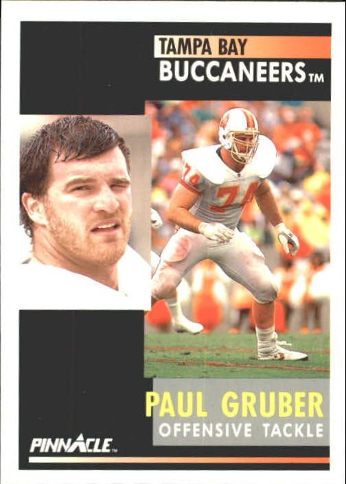 1991 Pinnacle #276 Paul Gruber