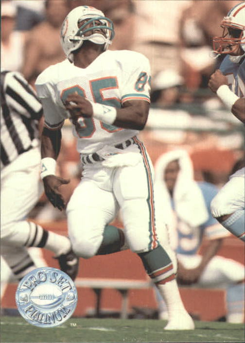 1991 Pro Set Platinum #219 Mark Duper