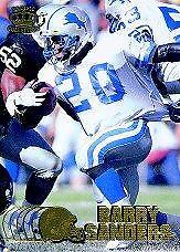 1991 Score #677 Barry Sanders DT
