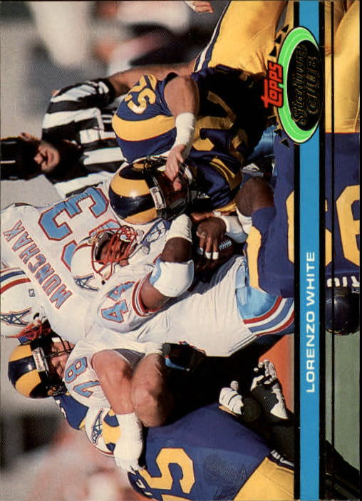 1991 Stadium Club #11 Lorenzo White