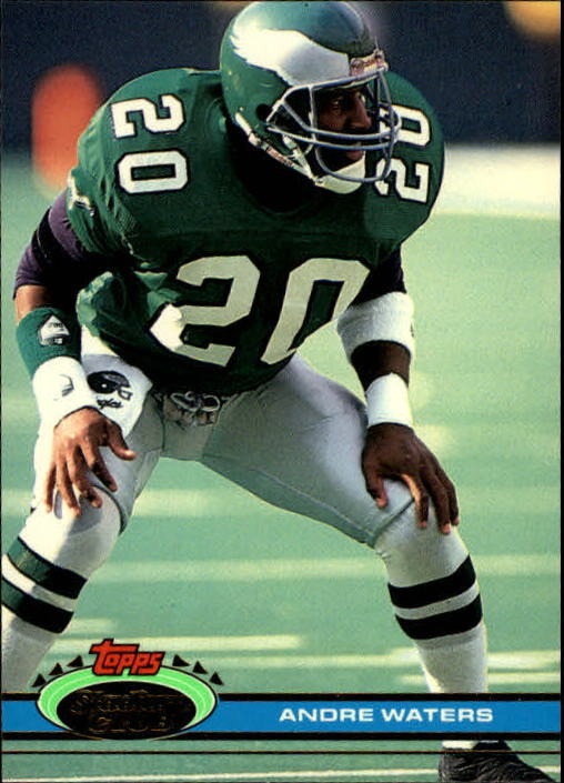 1991 Stadium Club #42 Andre Waters
