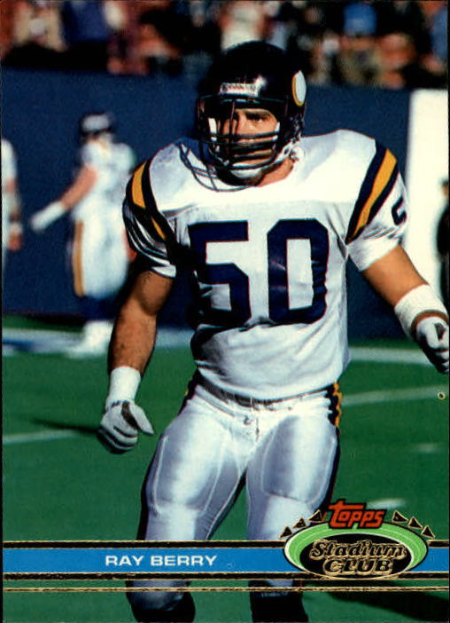 1991 Stadium Club #44 Ray Berry
