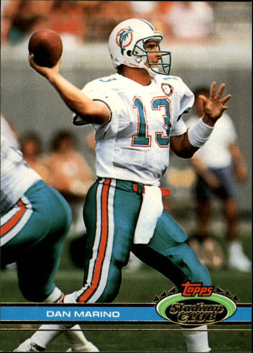 1991 Stadium Club #264 Dan Marino