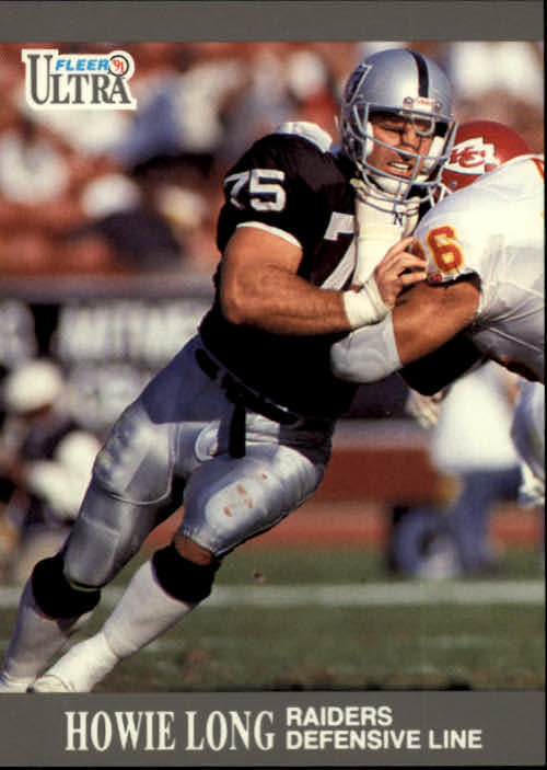 1991 Ultra #81 Howie Long