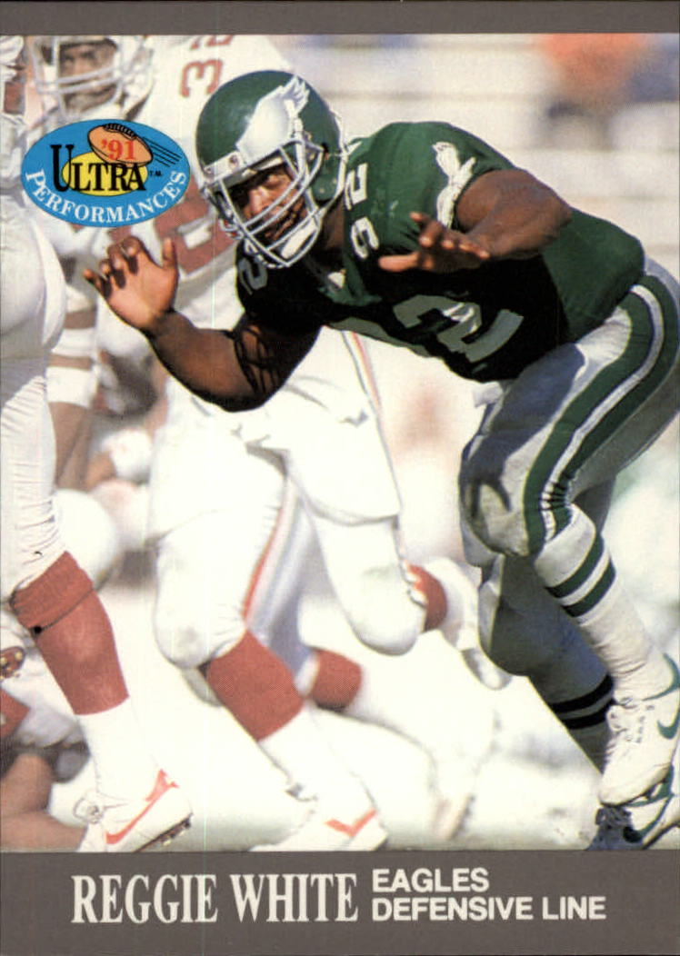 1991 Ultra Performances #10 Reggie White