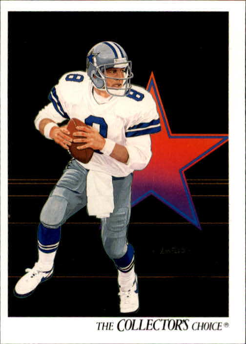 1991 Upper Deck #82 Troy Aikman TC