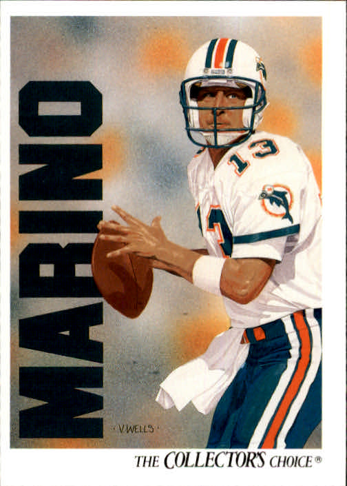 1991 Upper Deck #83 Dan Marino TC
