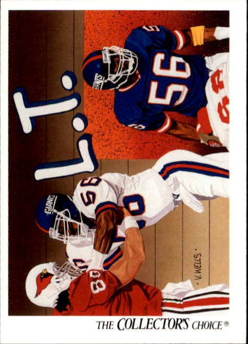 1991 Upper Deck #87 Lawrence Taylor TC