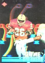1991 Upper Deck Game Breaker Holograms #GB3 Bobby Humphrey
