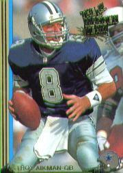 1992 Action Packed All-Madden #7 Troy Aikman