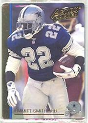 1992 Action Packed Prototypes #92N Emmitt Smith