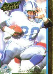 1992 Action Packed #72 Barry Sanders