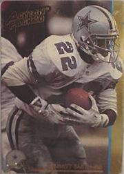 1992 Action Packed #283 Emmitt Smith BR