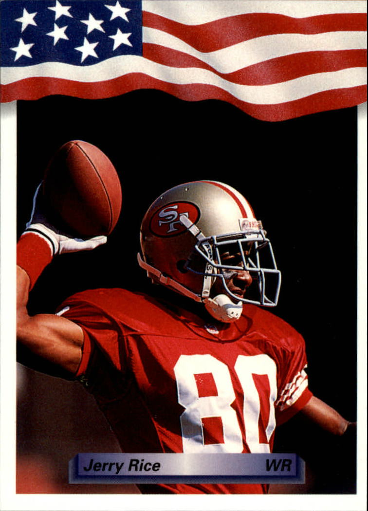 1992 All World #152 Jerry Rice