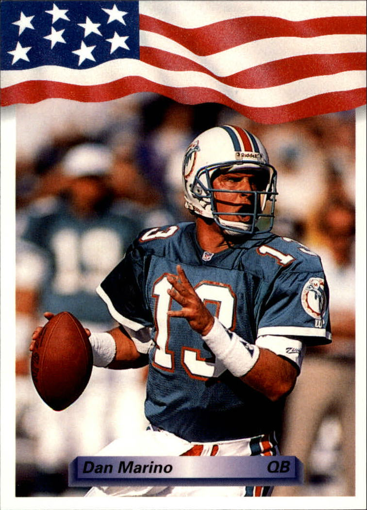 1992 All World #249 Dan Marino