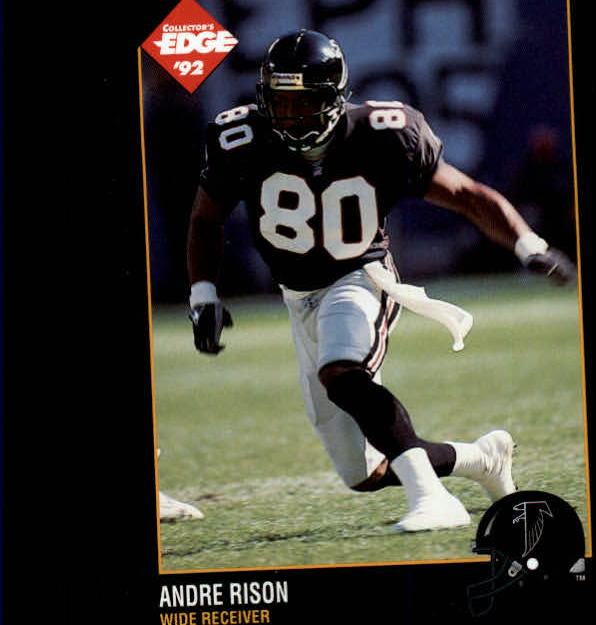 1992 Collector's Edge #5 Andre Rison