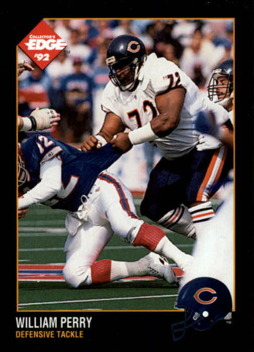 1992 Collector's Edge #14 William Perry