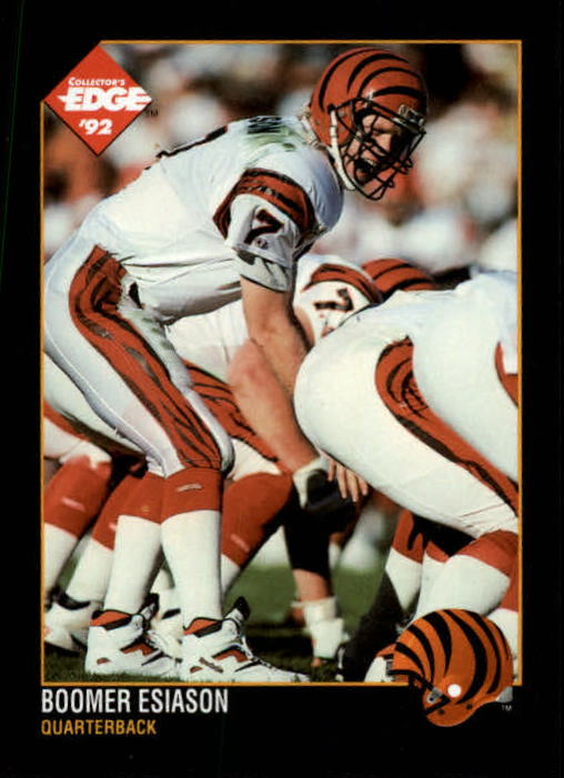 1992 Collector's Edge #19 Boomer Esiason