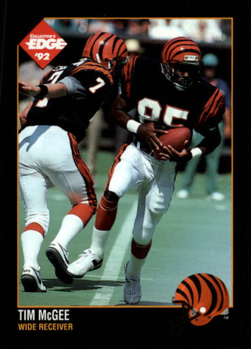1992 Collector's Edge #22 Tim McGee