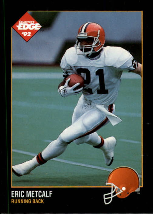 1992 Collector's Edge #30 Eric Metcalf