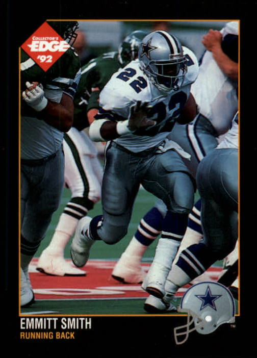 1992 Collector's Edge #32 Emmitt Smith