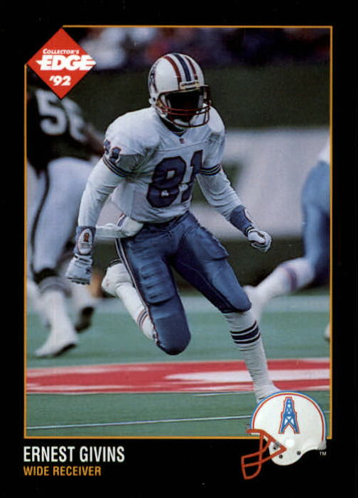 1992 Collector's Edge #61 Ernest Givins