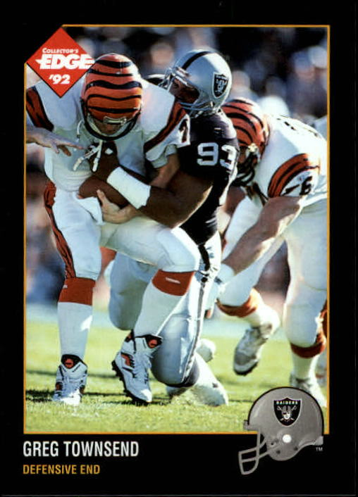 1992 Collector's Edge #78 Greg Townsend