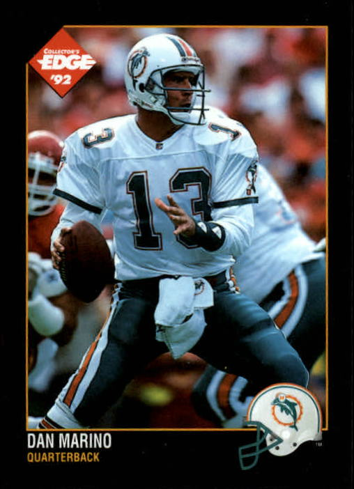 1992 Collector's Edge #90 Dan Marino