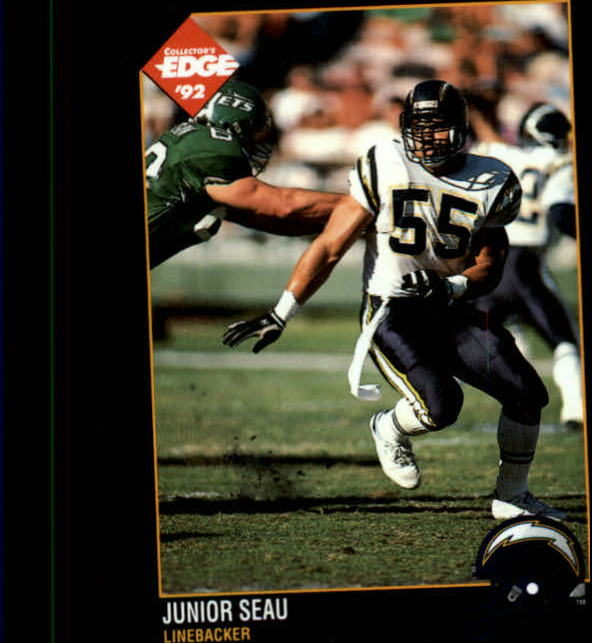 1992 Collector's Edge #149 Junior Seau