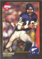 1992 Collector's Edge #246 Rich Gannon