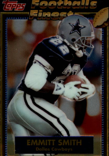 1992 Finest #27 Emmitt Smith