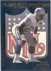 1992 Fleer All-Pros #9 Barry Sanders