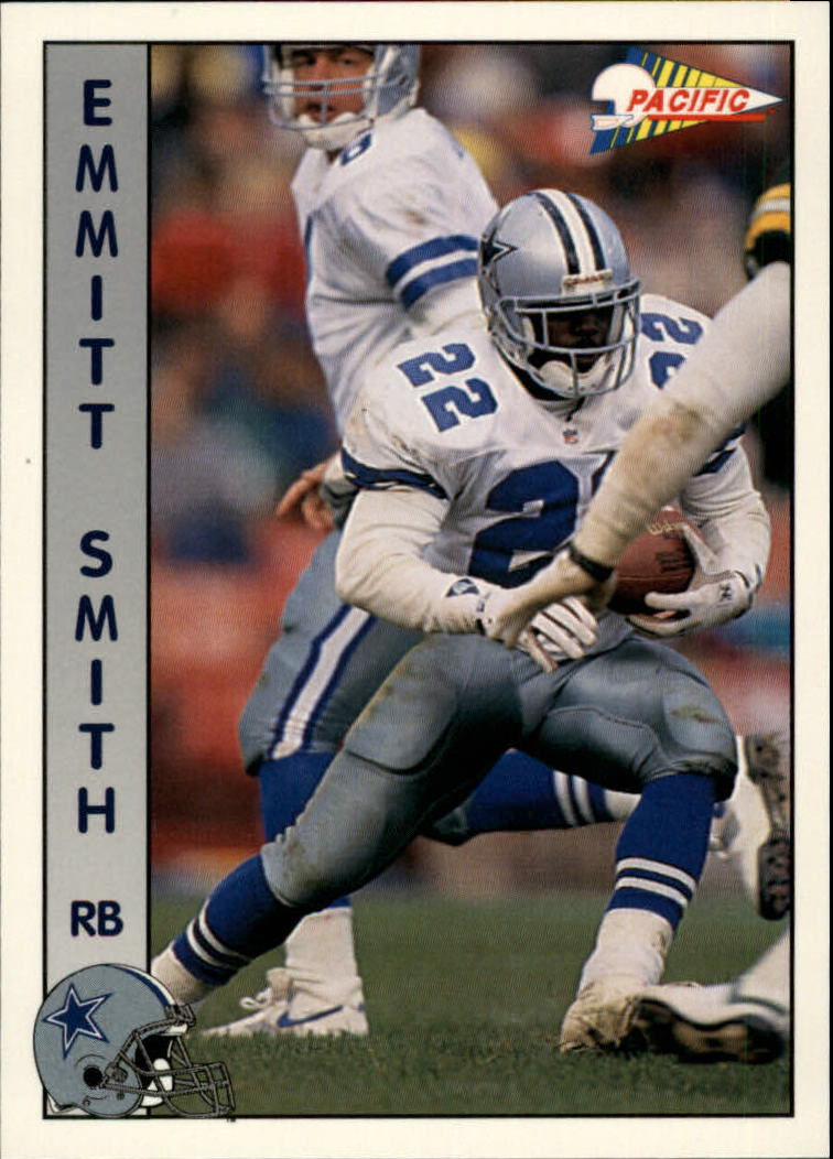 1992 Pacific #68 Emmitt Smith