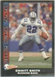 1992 Pacific Picks The Pros #20 Emmitt Smith