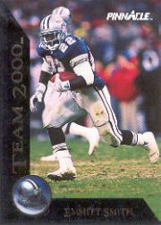1992 Pinnacle Team 2000 #19 Emmitt Smith