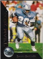 1992 Pinnacle Team 2000 #21 Barry Sanders