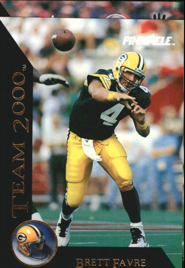 1992 Pinnacle Team 2000 #23 Brett Favre