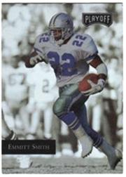1992 Playoff #1 Emmitt Smith