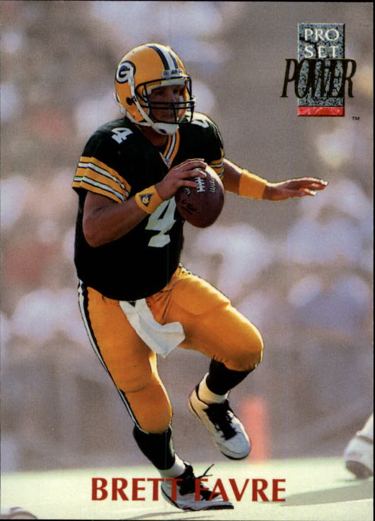 1992 Power #104 Brett Favre