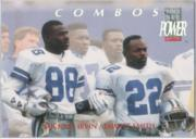 1992 Power Combos #5 Michael Irvin/Emmitt Smith