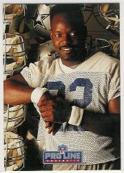 1992 Pro Line Portraits #316 Emmitt Smith