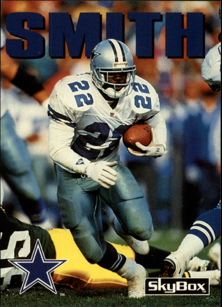 1992 SkyBox Impact #275 Emmitt Smith