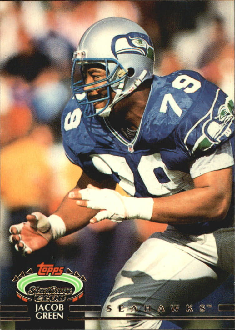 1992 Stadium Club #14 Jacob Green