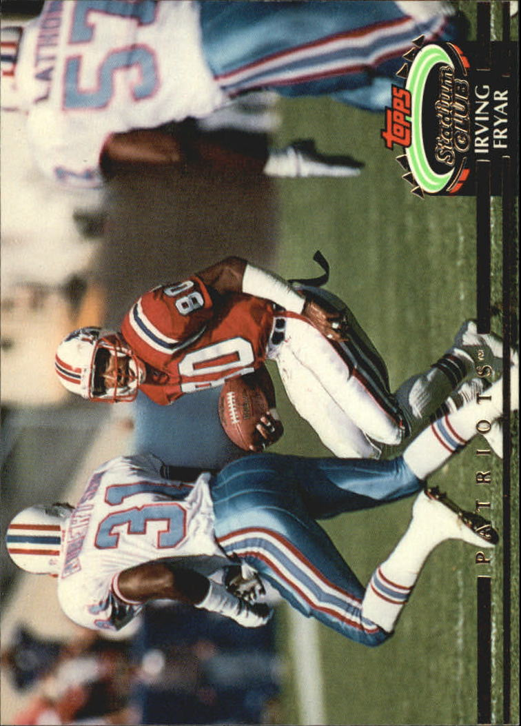 1992 Stadium Club #24 Irving Fryar