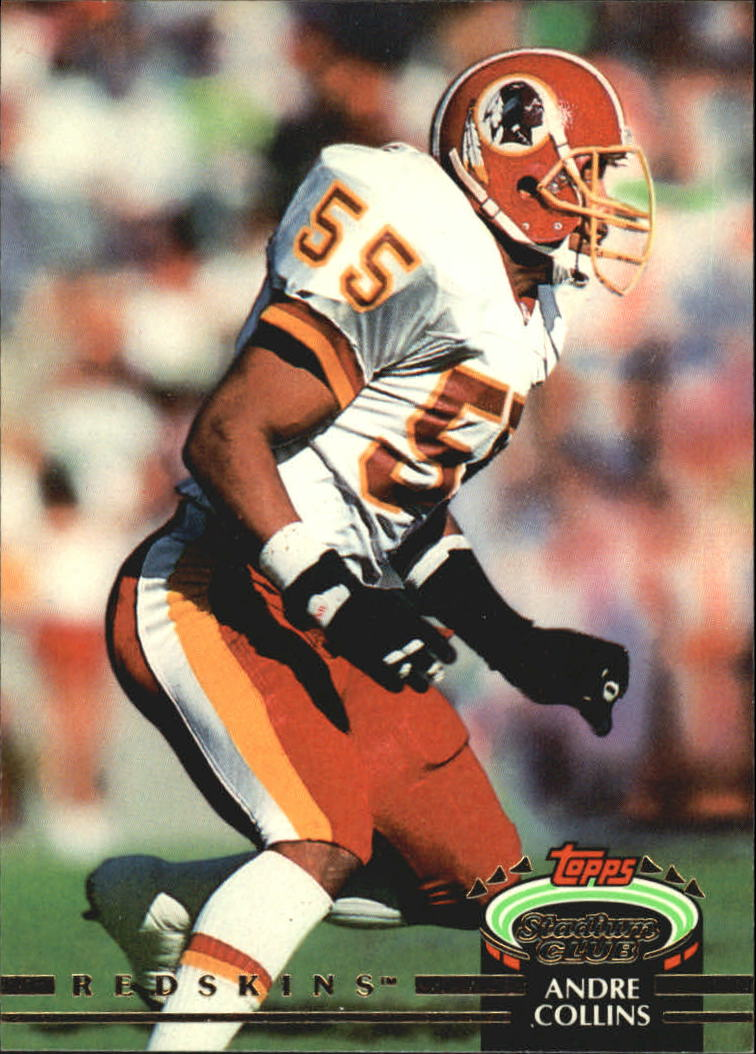 1992 Stadium Club #36 Andre Collins