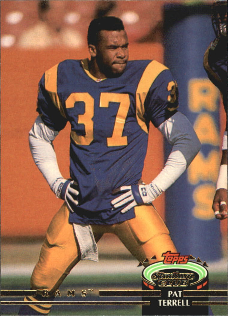 1992 Stadium Club #45 Pat Terrell