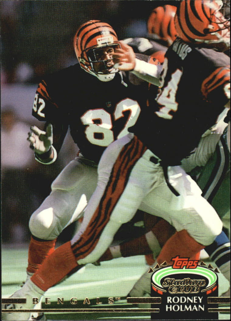 1992 Stadium Club #61 Rodney Holman