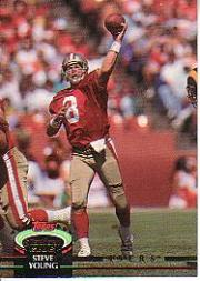 1992 Stadium Club #366 Steve Young